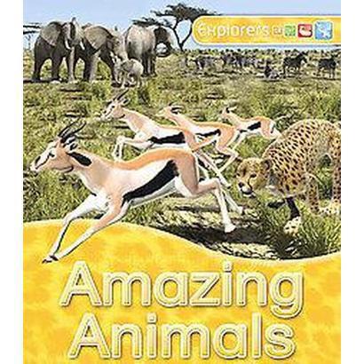 Amazing Animals (Hardcover)