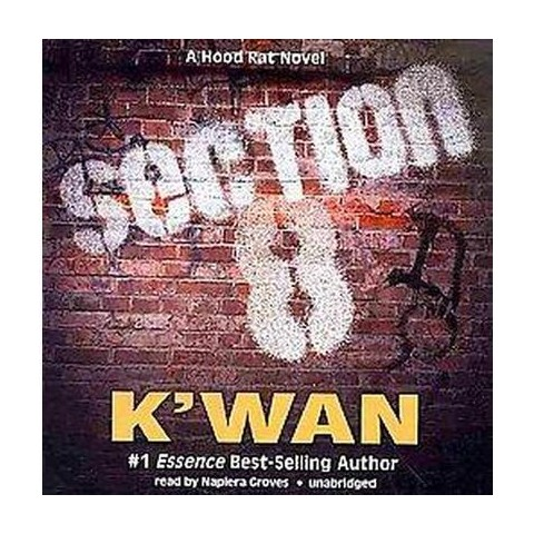 Section 8 (Unabridged) (Compact Disc)