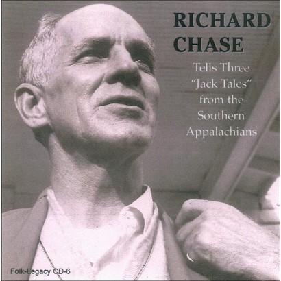 "Tells Three ""Jack Tales"" from the Southern Appalachians"