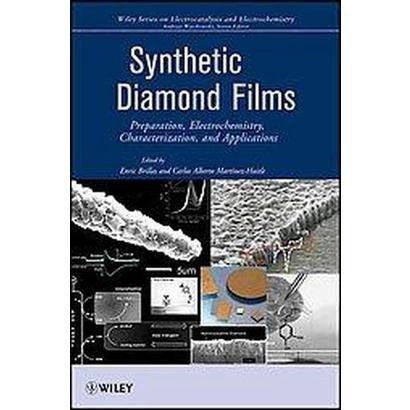 Synthetic Diamond Films (Hardcover)