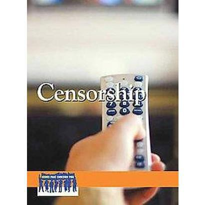 Censorship (Hardcover)