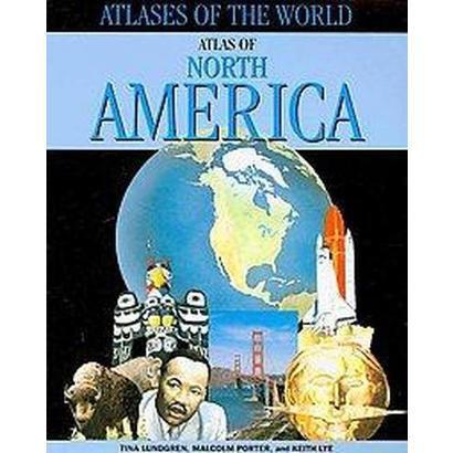 Atlas of North America (Paperback)