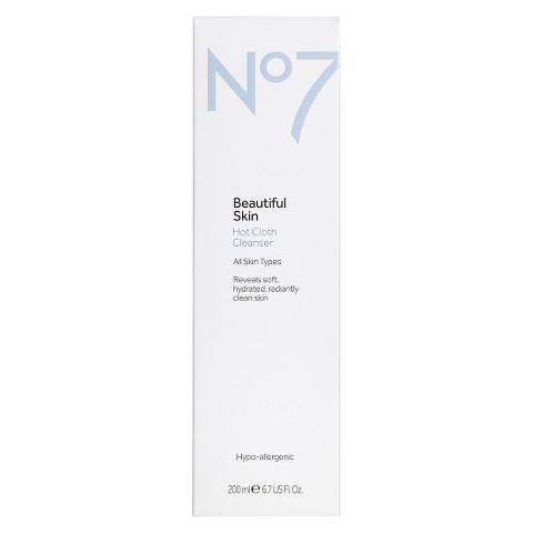 Boots No7 Radiance Boosting Hot Cloth Cleanser