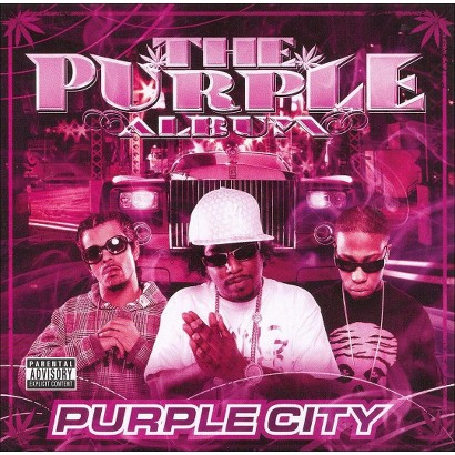 The Purple Album [Explicit Lyrics]