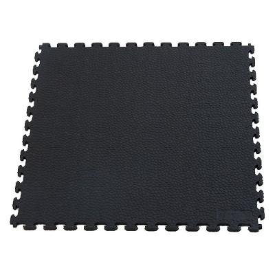 Norsk Rhino-Tec Sport Flooring Mat 6-pk. - Black