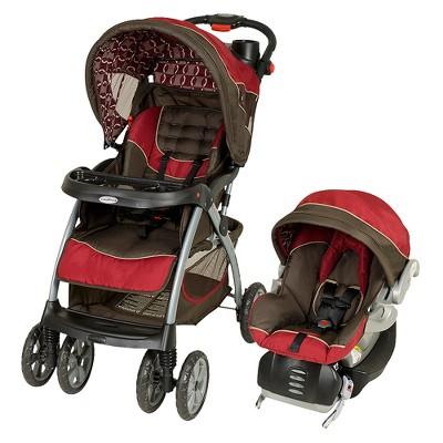 Baby Trend Stride Sport Travel System - Cherry Chocolate