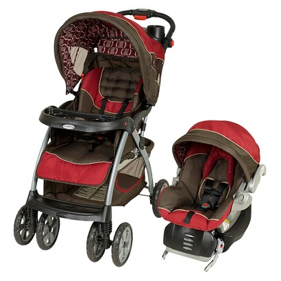 Baby Trend Stride Sport Travel System - Cherry Chocolate