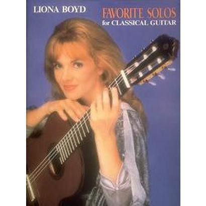 Favorite Solos for Classical Guitar (Paperback)