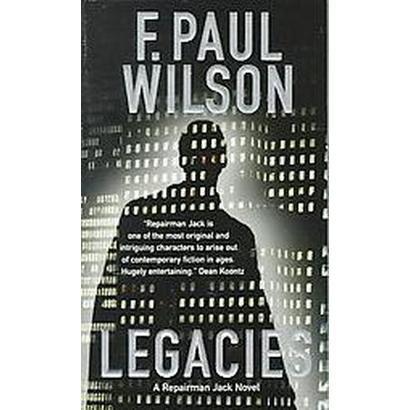 Legacies (Reissue) (Paperback)
