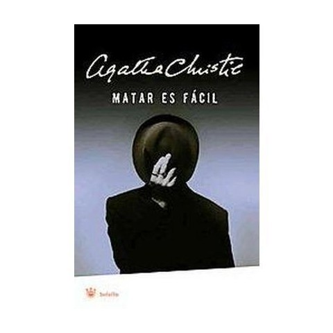 Matar Es Facil/murder Is Easy (Paperback)