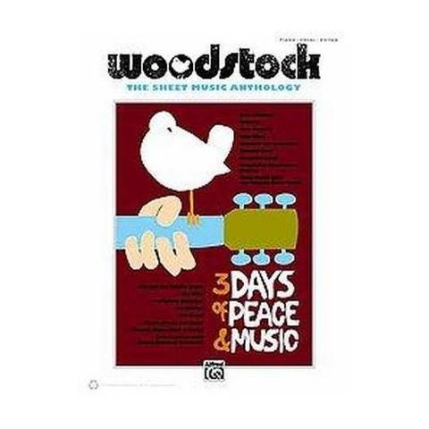 Woodstock Sheet Music Anthology (Paperback)