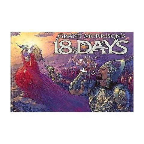 Grant Morrison's 18 Days (Hardcover)