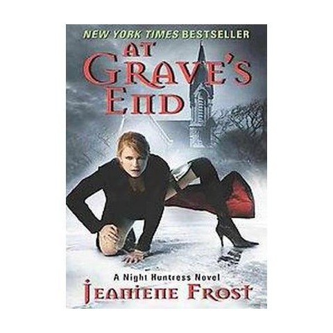 At Grave's End (Unabridged) (Compact Disc)