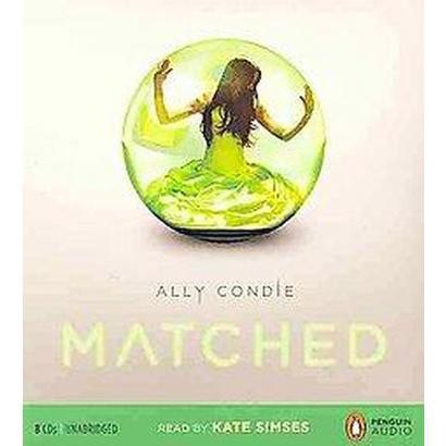 Matched (Unabridged) (Compact Disc)
