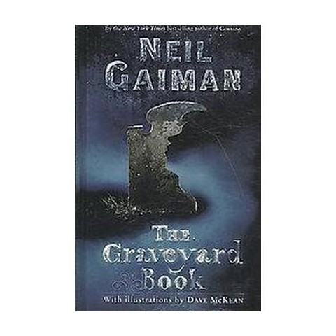 The Graveyard Book (Large Print) (Hardcover)