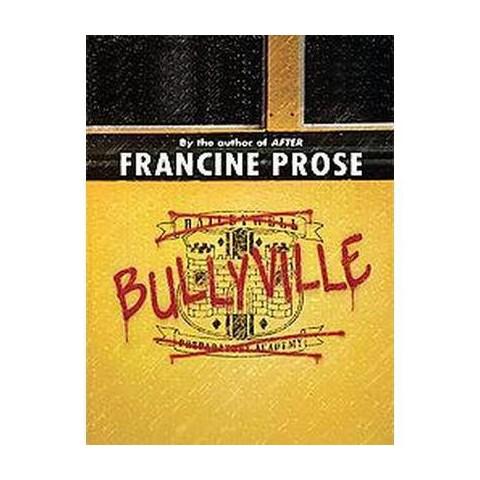 Bullyville (Large Print) (Hardcover)
