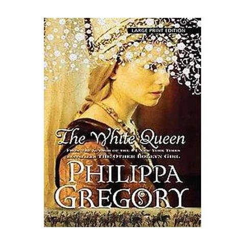The White Queen (Large Print) (Paperback)