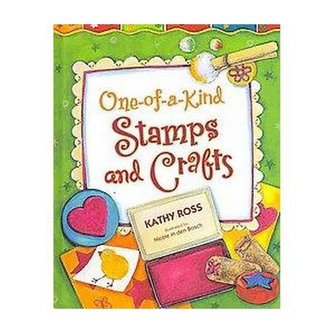 One-of-a-kind Stamps and Crafts (Hardcover)