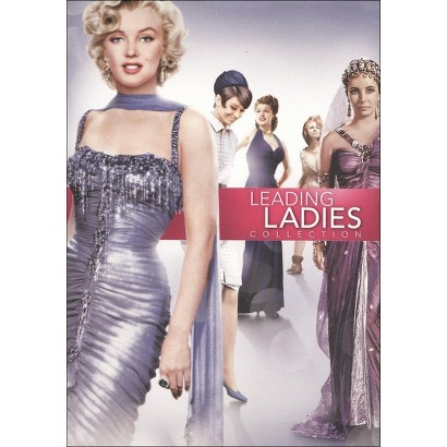 Leading Ladies Collection (16 Discs)