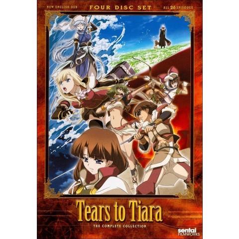 Tears to Tiara (4 Discs) (Widescreen)