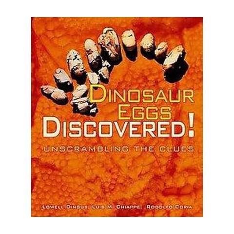 Dinosaur Eggs Discovered (Hardcover)