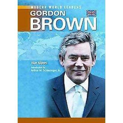 Gordon Brown (Hardcover)