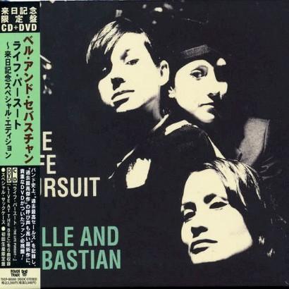 Life Pursuit (Japan Bonus DVD)