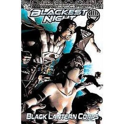 Blackest Night - Black Lantern Corps 2 (Hardcover)