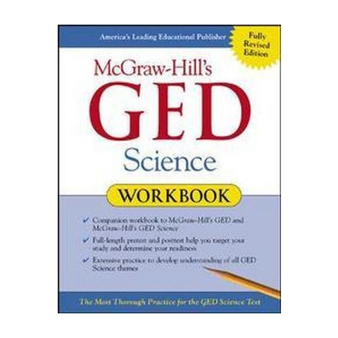 McGraw-Hill's Ged Science (Revised) (Paperback)