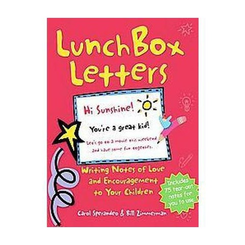 Lunch Box Letters (Reprint) (Paperback)