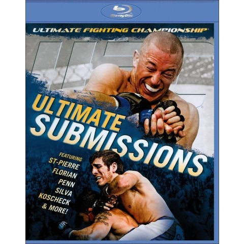 Ultimate Fighting Championship: Ultimate Submissions (Blu-ray)