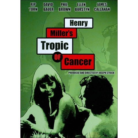 Tropic of Cancer (Widescreen)