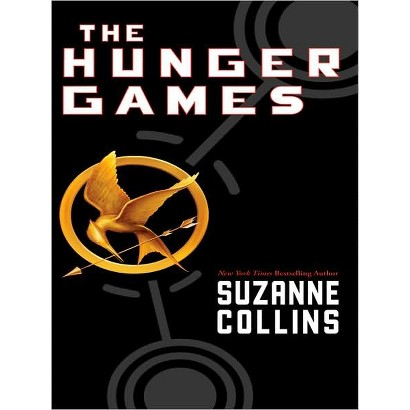 The Hunger Games (Large Print) (Hardcover)