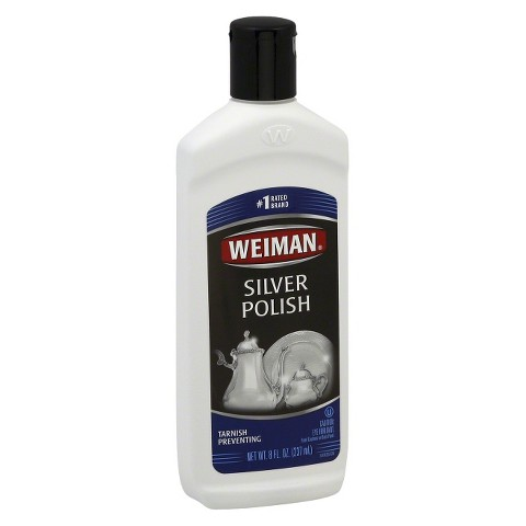 Weiman Silver Polish 8 oz