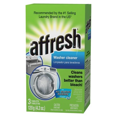 Affresh Washer Cleaner 3 ct