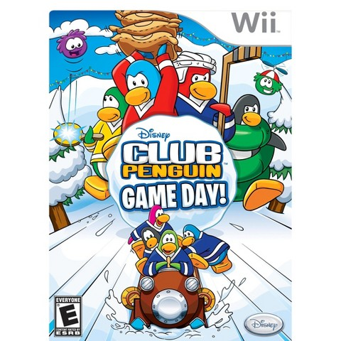 Club Penguin Game Day! (Nintendo Wii)