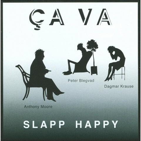Ça Va (Lyrics included with album)
