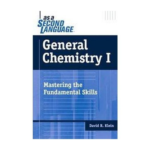 General Chemistry I As a Second Language (Paperback)