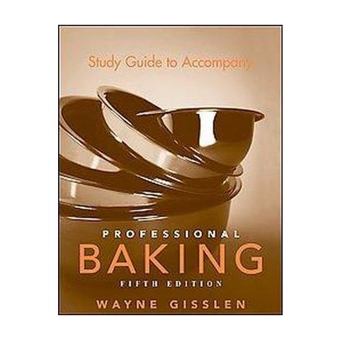 Professional Baking (Study Guide) (Paperback)
