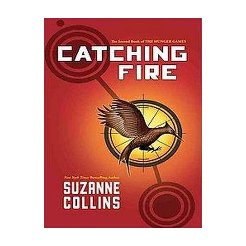 Catching Fire (Large Print) (Hardcover)