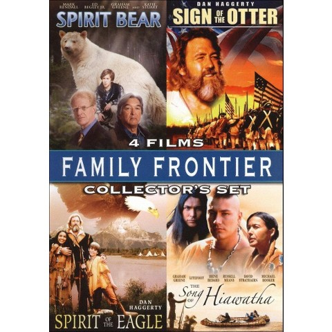 Family Frontier Collector's Set (2 Discs)
