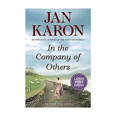 In the Company of Others (Large Print) (Paperback)