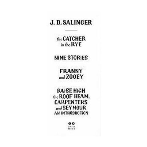 J. D. Salinger Boxed Set (Hardcover)