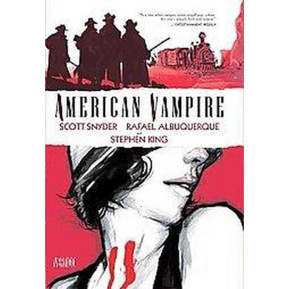 American Vampire 1 (Hardcover)