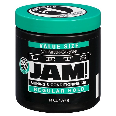 Let's Jam Shining & Conditioning Gel - Regular - 14 oz.