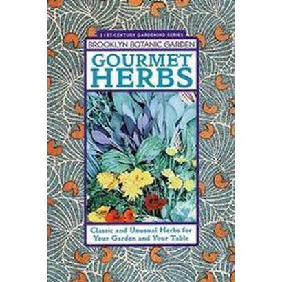 Gourmet Herbs (Paperback)