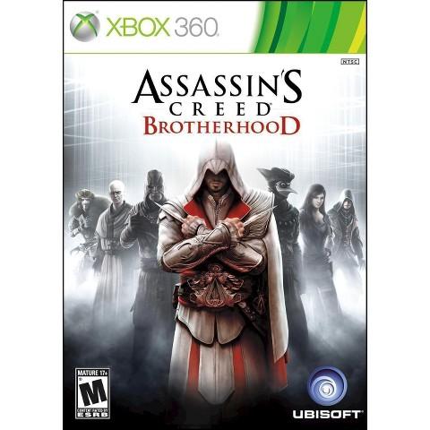 Assassin's Creed: Brotherhood (Xbox 360)