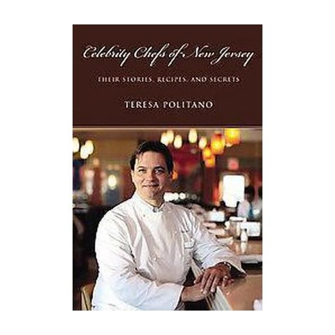 Celebrity Chefs of New Jersey (Hardcover)