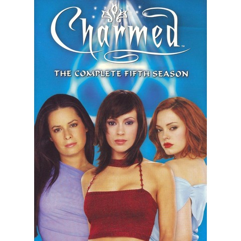 Charmed: The Complete Fifth Season (6 Discs)