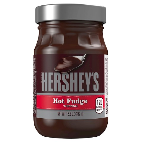 Hershey's Hot Fudge Topping - 12.8 oz.